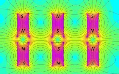 Магнитное поле изодинамических излучателей Snorry