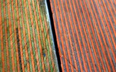 Оружейный компози оранжево-зеленый